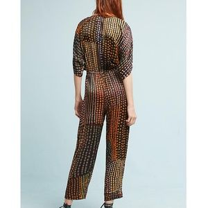 Anthropologie Pants - Anthropologie Lenka Printed Jumpsuit